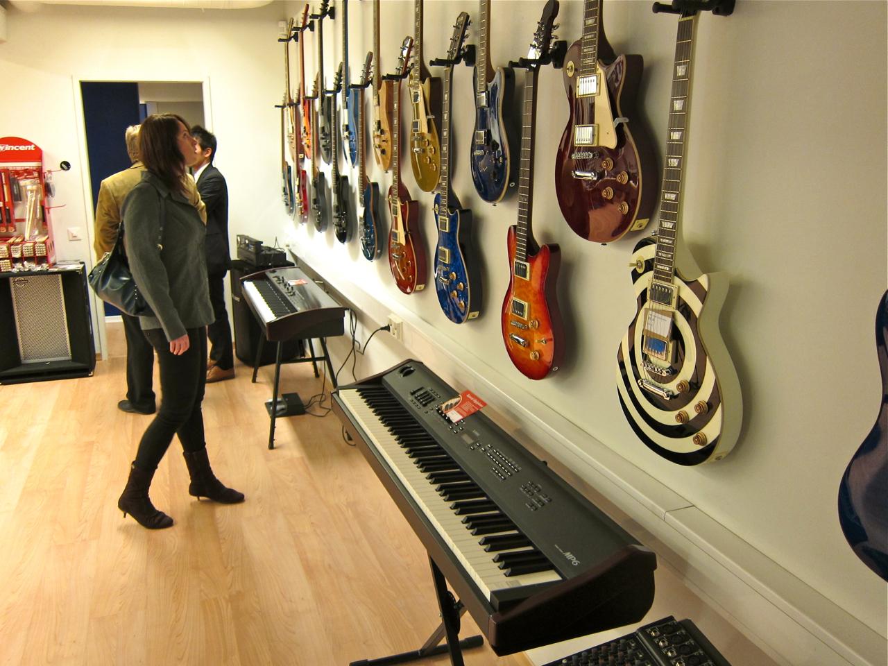musiikkikauppa