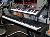 Roland VR-09 + FP-80