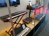 Yamaha 125th Anniversary – vintage synths