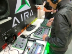 Roland AIRA booth