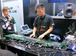Veijo Laine + DJ Nishi Kenichiro – Musikmesse2014