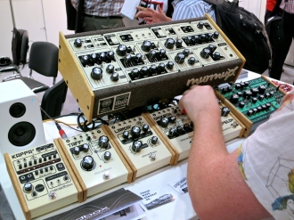 MM 2015 – Dreadbox Synthesizers