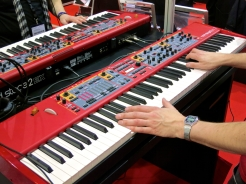 MM 2015 – Nord Stage 2EX